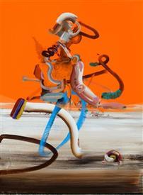 New Work-John Oxborough