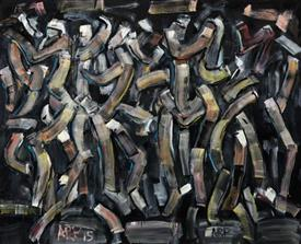 Ode to Time   Recent Paintings-Alan Pearson