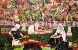 The Death of Painting-Brendan  McGorry