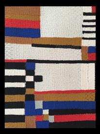 Book covers   textiles of the Bauhaus-Julia Holderness