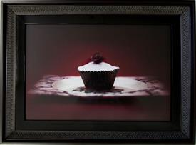 Outer Edge Project: Blood Rose Cupcake from Vamp Cookbook - Jonathan Cameron