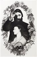Rasputin and Empress Alexandra