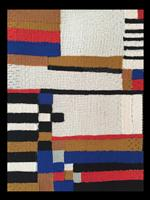 Book covers - textiles of the Bauhaus