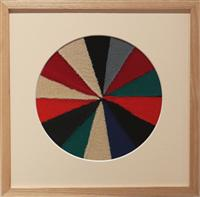 Colour wheel version 2 (after Florence Akins)